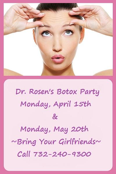 Sweetheart-Botox-Party